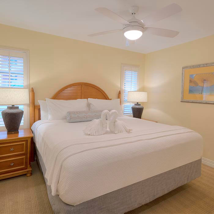 Captiva Villa One-Bedroom King Suite in Fort Myers Beach